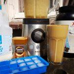 Protein ijskoffie