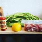 Sperzieboontjes & Bacon (mealprep recept)